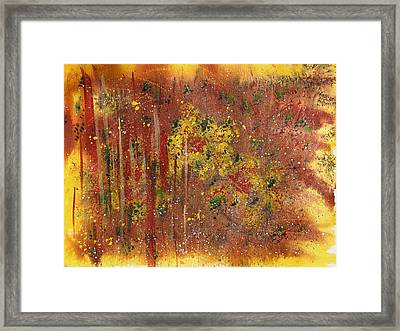 Cheerfull Spirit Framed Print