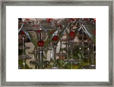 Cheers Framed Print by Dale  Gurvis