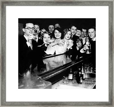 Cheers To You Framed Print