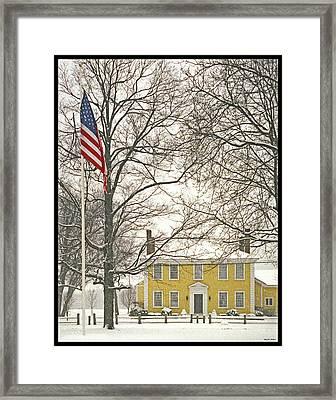 Chelmsford 012 Framed Print