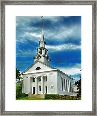 Chelmsford 014 Framed Print