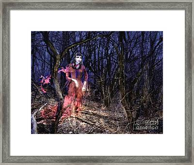 Chelsea Forest Framed Print by Tom Straub