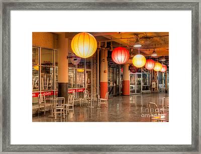 Chelsea Market Iv Framed Print