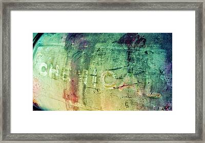 Chemical  Framed Print by Starlux  Productions