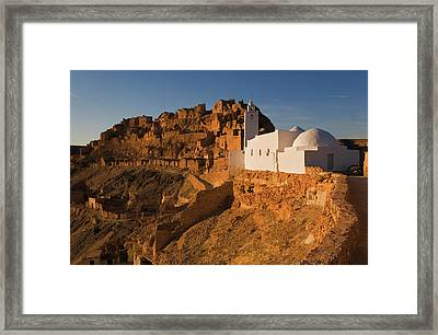 Chenini Framed Print by Lucas Vallecillos - Vwpics
