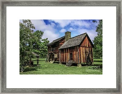 Cherokee Tavern Framed Print