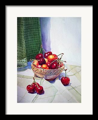 Printmaking Paintings Framed Prints