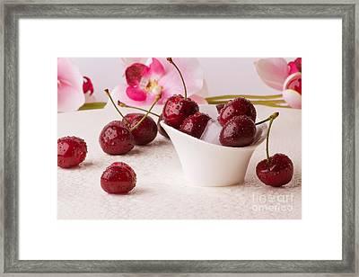 Cherries2 Framed Print