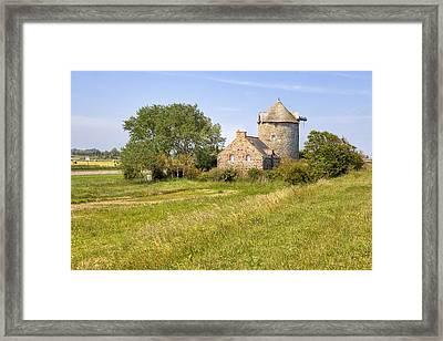 Cherrueix - Brittany Framed Print by Joana Kruse