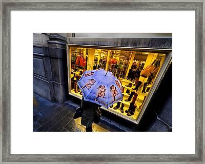 Cherubs Framed Print