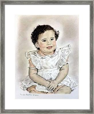 Cheryl Jeanne Framed Print