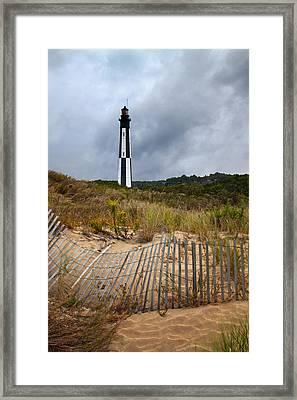 Chesapeake Lighthouse Framed Print