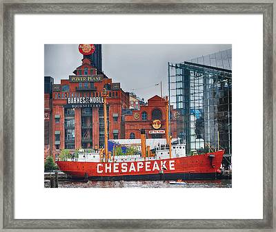Chesapeake Framed Print