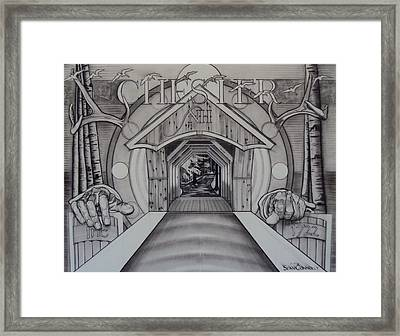Chester Nh Framed Print