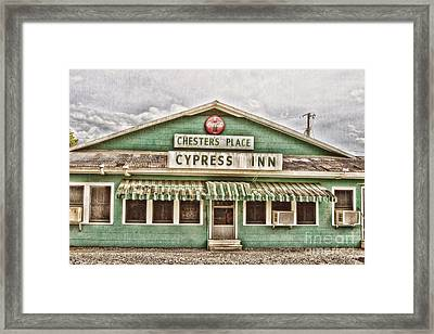 Chester's Place Framed Print by Scott Pellegrin