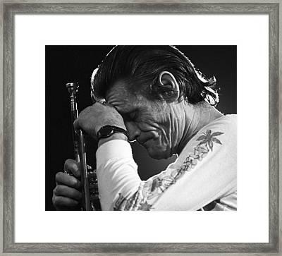 Chet Baker 1 Framed Print