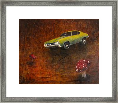 Chevelle Framed Print by Jeff Levitch