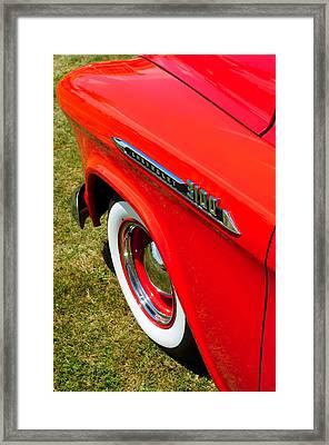 Chevrolet 3100 Truck Framed Print