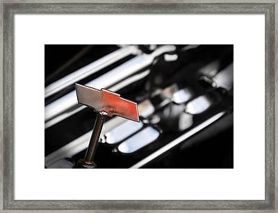 Chevrolet Bowtie  Framed Print