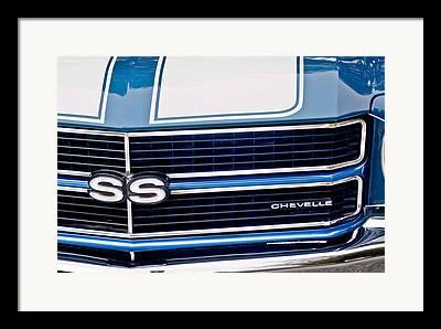 Chevrolet Chevelle Framed Prints
