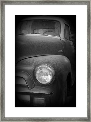 Chevy 3100 5 Window Framed Print