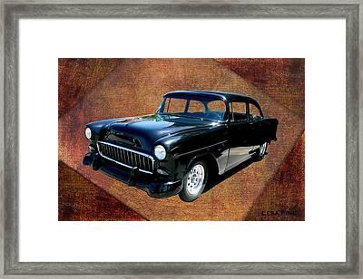 Chevy Car Art Nbr 459 Framed Print