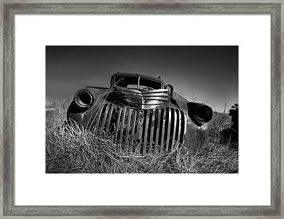 Chevy Pickup Framed Print