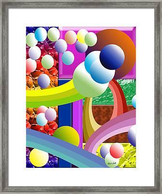 Chicago 9099 Framed Print