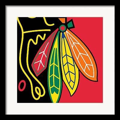 Stanley Cup Paintings Framed Prints