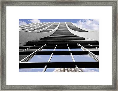 Chicago - Chase Tower Framed Print by Christine Till