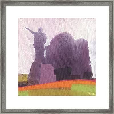 Chicago Karel Havlicek 37 Of 100 Framed Print by W Michael Meyer