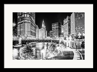 Riverfront Framed Prints