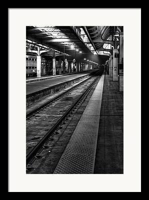 Metra Framed Prints