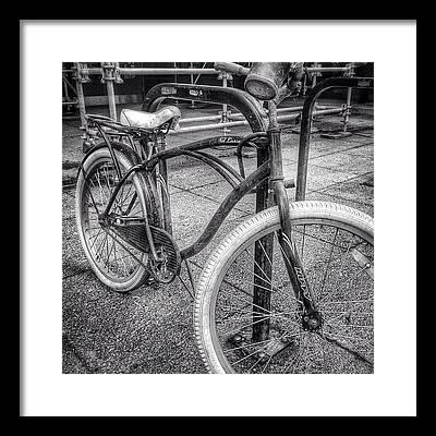 Transportation Framed Prints