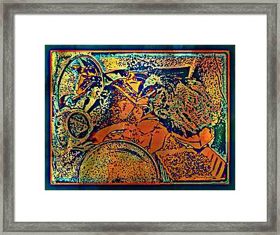 Chicky Framed Print