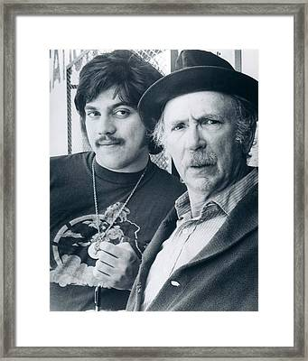 Chico And The Man  Framed Print by Silver Screen