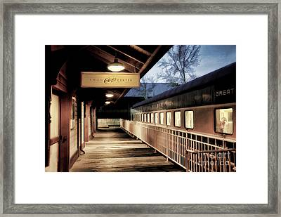 Chico Art Center Framed Print