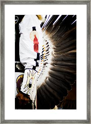 Chief Framed Print by Off The Beaten Path Photography - Andrew Alexander
