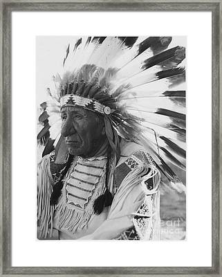 Chief Red Cloud Framed Print by Celestial Images