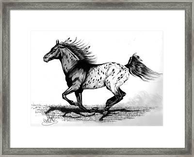 Chiefton Framed Print