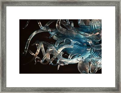 Chihuly-13 Framed Print by Dean Ferreira