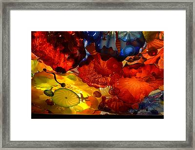 Chihuly-6 Framed Print by Dean Ferreira