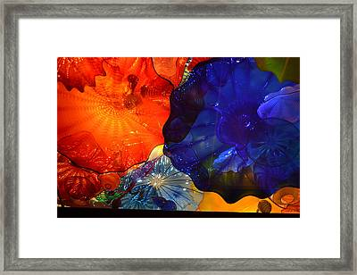 Chihuly-7 Framed Print by Dean Ferreira
