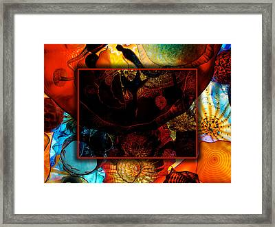 Chihuly Framed Print