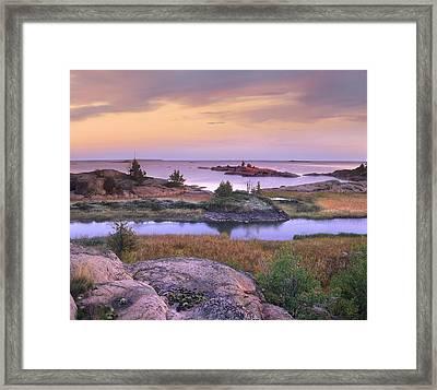 Chikanishing Creek Killarney Provincial Framed Print by Tim Fitzharris