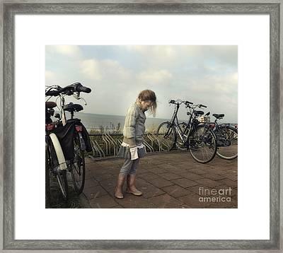 Child In Time Framed Print