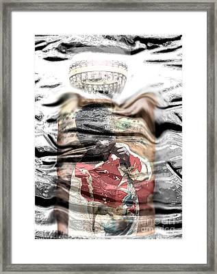 Child Of Ogun Framed Print