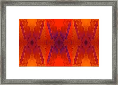 Child Of The Sum 2013 Framed Print by James Warren