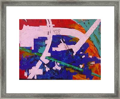 Child Thinking War 2 Framed Print by Sahid Ahmed
