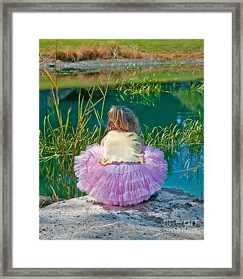 Childhood Fun Framed Print